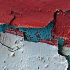 tri-color by Lynne Prestebak
