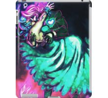 Kissed by a ghost iPad Case/Skin