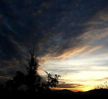 Hills of Lahug by Alfredo Estrella