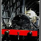 Tank engine  by lesquirt