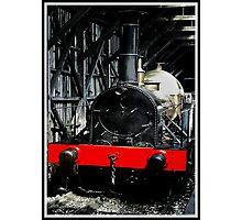 Tank engine  Photographic Print