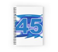 FREE SCOTLAND 45  Spiral Notebook