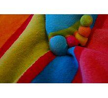 Sugary Towel Nuts Photographic Print