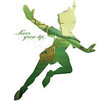 Peter Pan Photographic Print