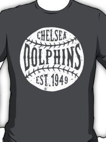 Vintage Chelsea Dolphins Est.1949 Baseball T-Shirt