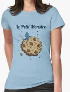 Tshirt The Little Monster - Le petit Monstre Womens Fitted T-Shirt