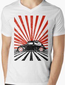 beetle Mens V-Neck T-Shirt