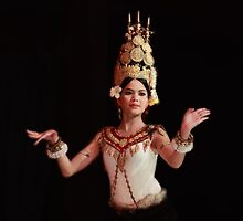 Apsara Dancer by Kerry Duffy