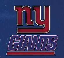 New York Giants by mandanda4ever