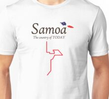 Samoa - The Country Of Today Unisex T-Shirt