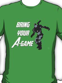 War Machine - Bring Your A-Game T-Shirt
