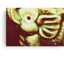 Elefante Origin Canvas Print