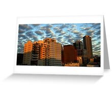 CBD, Perth Greeting Card
