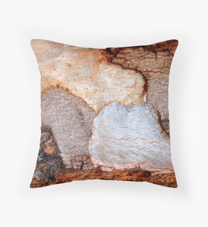 Puzzle Pieces Throw Pillow