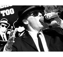 Blues Brothers Too Photographic Print