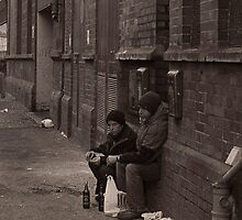 Social Drinking by DarrynFisher