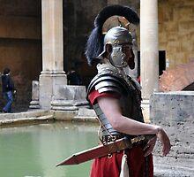 Tour Guide, Bath, UK by James J. Ravenel, III