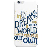 Albus Dumbledore iPhone Case/Skin