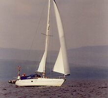 Fair Winds And Following Seas  by HochartsPhotos