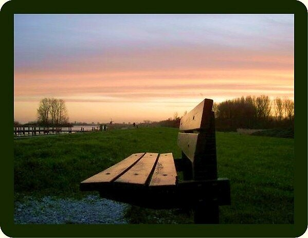 the bench by LisaBeth