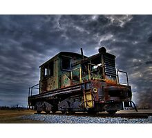 Ode To The Railroad Photographic Print