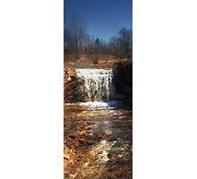 Fonferek Falls Photographic Print