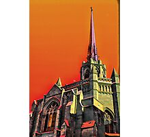 Abstract Christianity Photographic Print