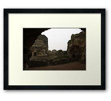 Camber Castle Framed Print