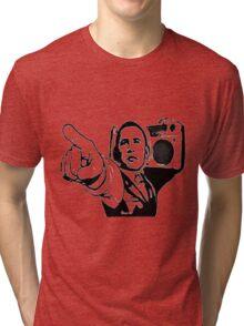 U got the beat Tri-blend T-Shirt