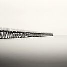 I am on a pier to nowhere by GlennC