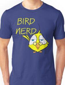 Bird Nerd Funny Ornithology T Shirt Unisex T-Shirt