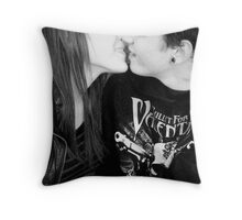 So Kiss Me Throw Pillow