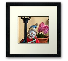 Scent of Hyacinth Framed Print