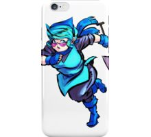 Vivi in the crypt of the necrodancer iPhone Case/Skin