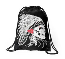 War Of Hearts   Drawstring Bag