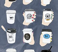 Coffee to go! by argiropulo
