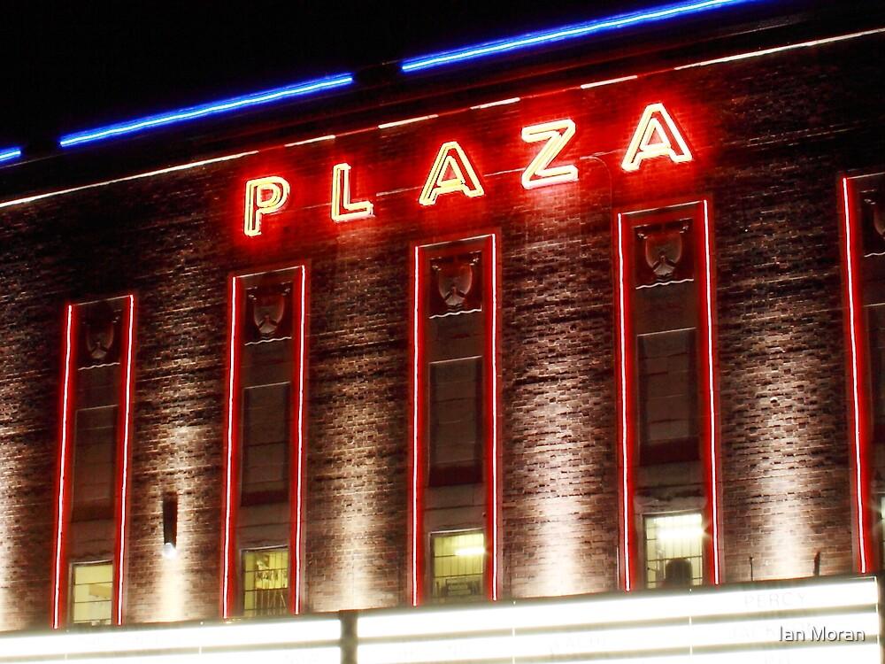 The art deco, Plaza cinima, Crosby by Ian Moran