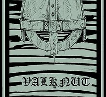 Valknut demo cover by Margamoth