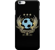Manchester City Champions iPhone Case/Skin