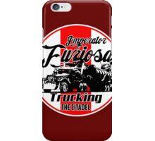 Furiosa War Rig Trucking iPhone Case/Skin