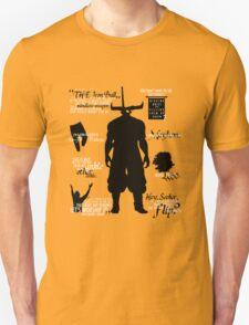 Dragon Age - Iron Bull Quotes T-Shirt