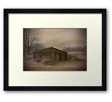 ~Desolate Place~ Framed Print