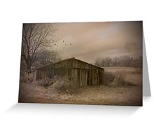 ~Desolate Place~ Greeting Card