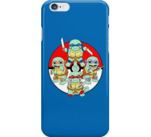 Ninja Squirtle iPhone Case/Skin