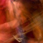 Hot Fiddling In Motion by Dan Cahill