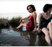 Sirens of the Marina by Jennymay Villarete