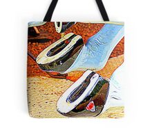 Horsey Shoes 4 Good LUCK ! Tote Bag