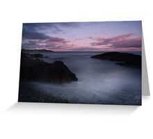 Storm Moon-Crosshaven Co. Cork Greeting Card