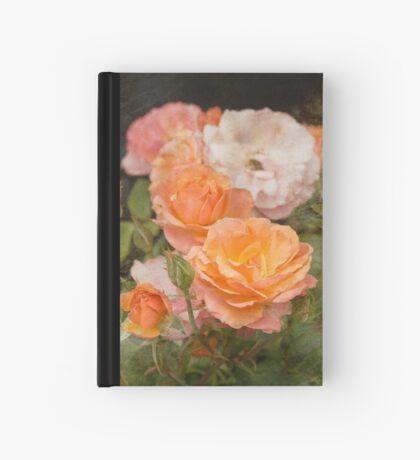 Summer Rose Hardcover Journal