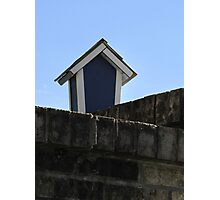 Just a Birdhouse Photographic Print